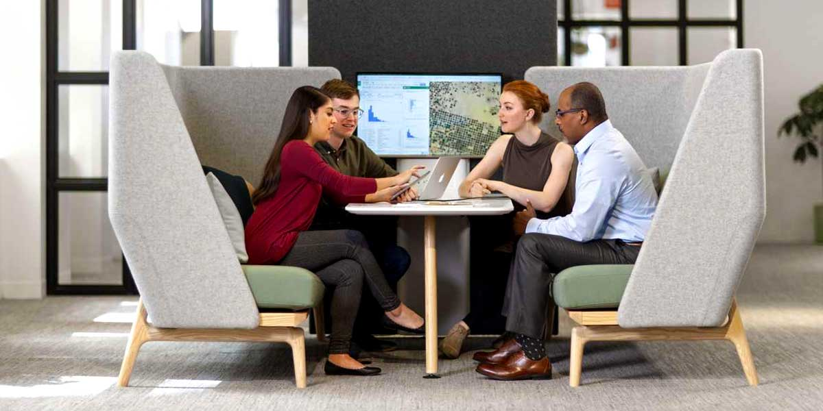 Harnessing the Benefits of Collaborative Workspaces