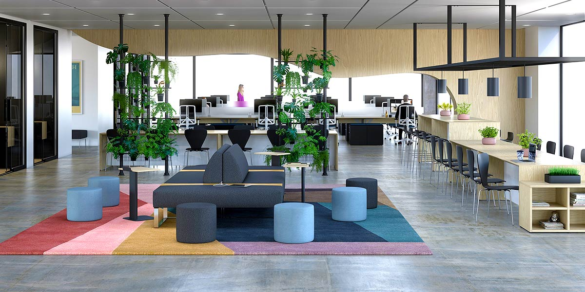 Reasons to Refresh and Improve Office Layout