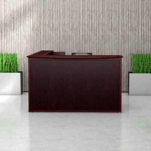 Cherryman Emerald Reception Desk