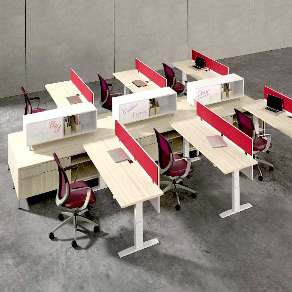 Excellent Deskmakers Hover Height Adjustable Table Download Free Architecture Designs Scobabritishbridgeorg