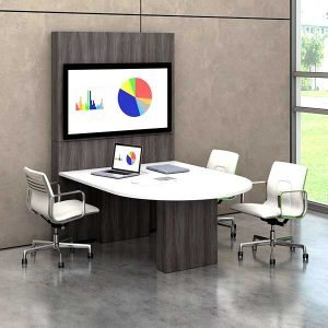 DeskMakers Narrative Meeting Table