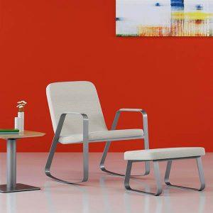 Encore Crest Lounge Chair
