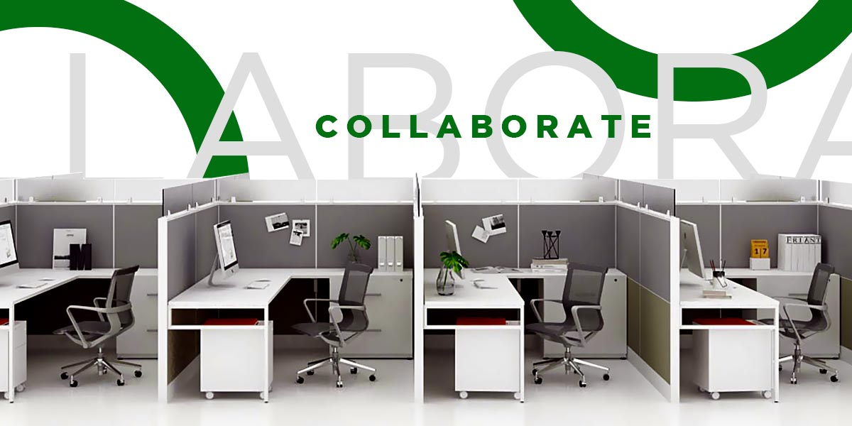 Use Benching Cubicles for Increased Collaboration in Los Angeles