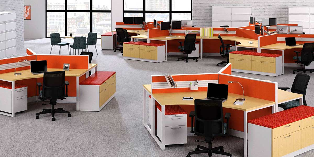 3 Popular Office Layouts to Meet Your Office Culture