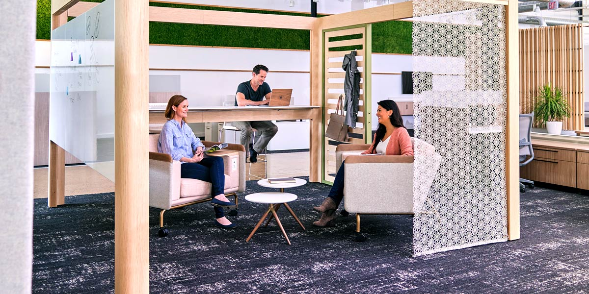 Creating a Great Office Design to Boost Employee Potential