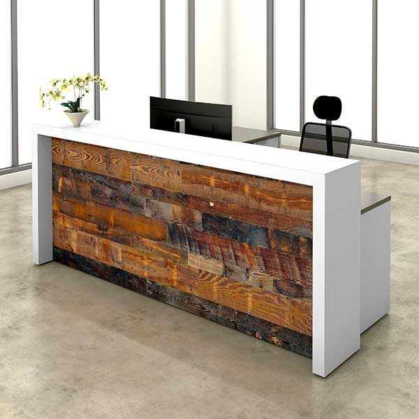 DeskMakers Overture Reception Desk