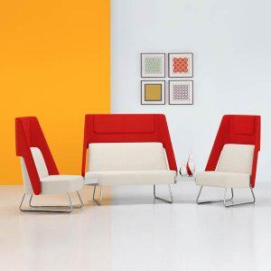 Encore Visor Modular Lounge Seating