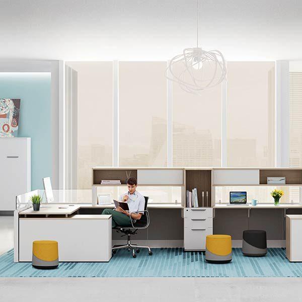 Friant Dash Revitalize Desking