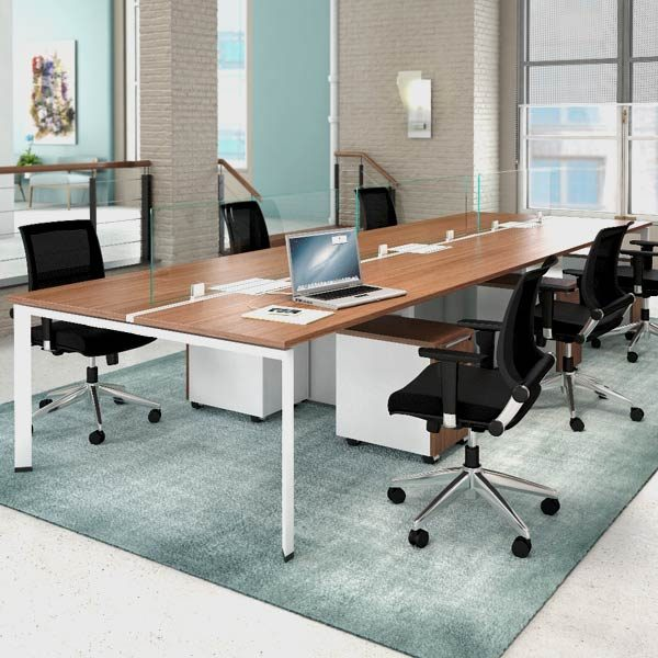 Friant Verity Open Plan Benching