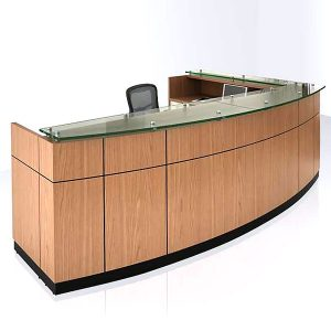 Friant Willow Reception Desk