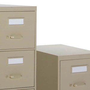 Global 2500 Series Vertical File Cabinet