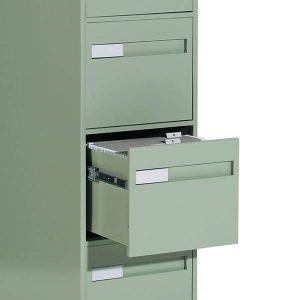 Global 2800 Series Vertical File Cabinet