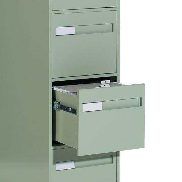 Global 2800 Series Vertical File Cabinet