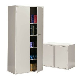 Global 9100 + 9300 Series Storage Cabinet