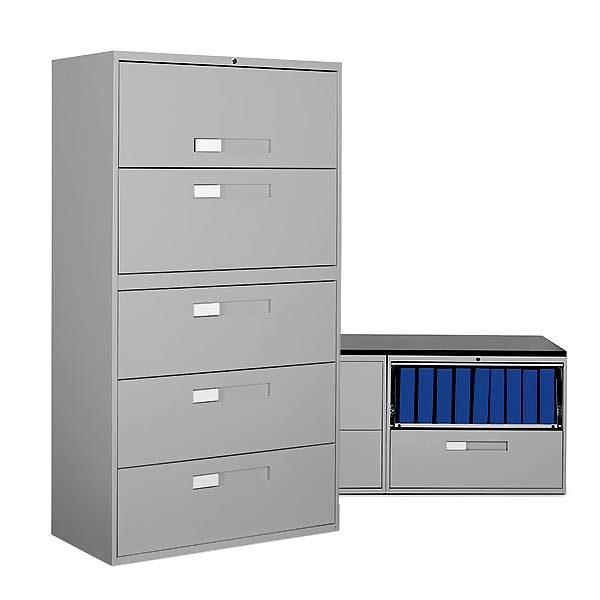 Global 9300 Series Lateral File Cabinet
