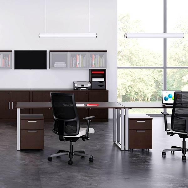 HON 10500 Series Height Adjustable Desk - 2010 Office ...