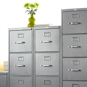 HON 310 Series Vertical File Cabinet