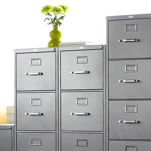 HON 310 Series Vertical File Cabinet