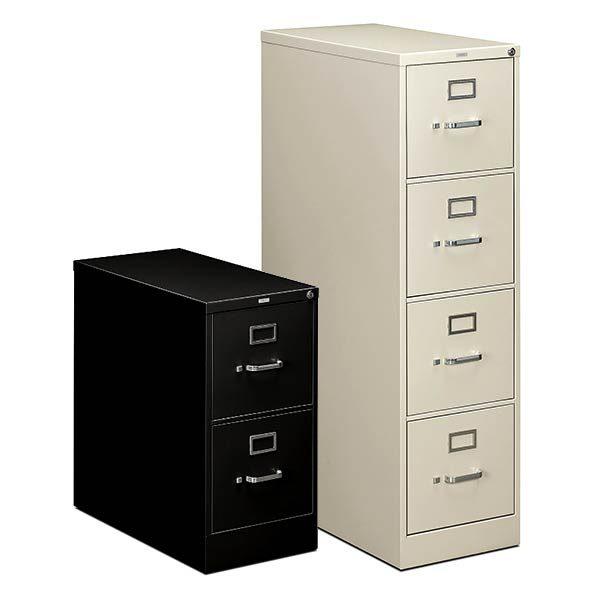HON 510 Series Vertical File Cabinet