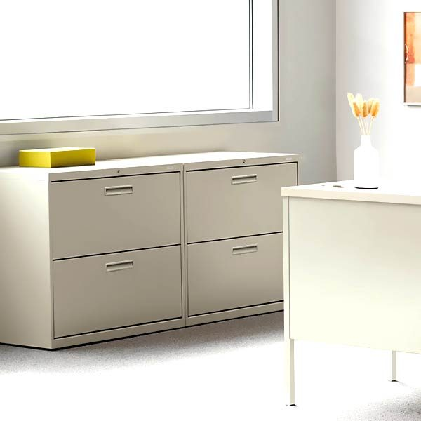 HON 600 Series Lateral File Cabinet