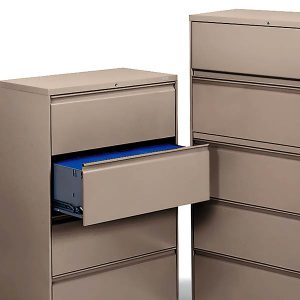 HON 800 Series Lateral File Cabinet