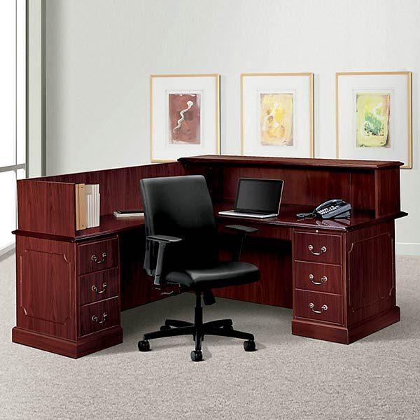 HON 94000 Series Reception Desk