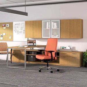 HON Concinnity Desk