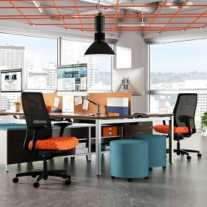 HON Empower Height Adjustable Workstation