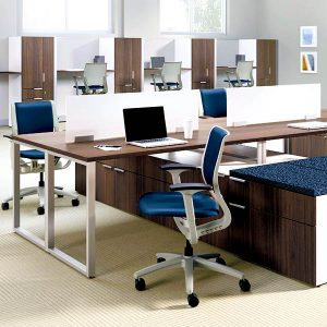 HON Voi Height Adjustable Workstation