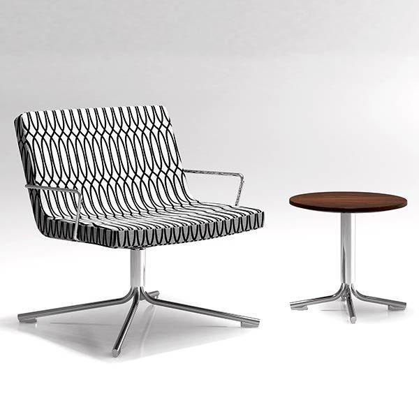 Krug Avatar Lounge Chair