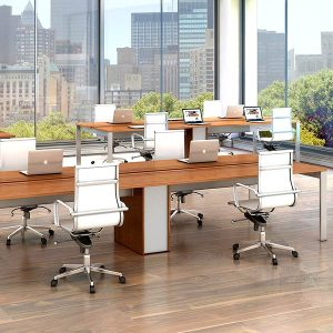 Maverick Apex Open Plan Desking