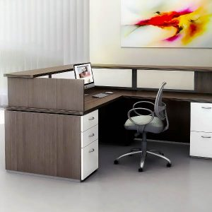 Maverick Canyon Reception Desk