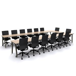 ODS X-Bench Conference Table