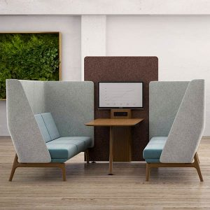 OFS Heya Lounge Seating