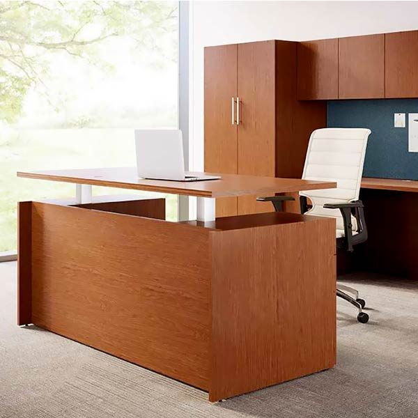 OFS Pulse Height Adjustable Desk