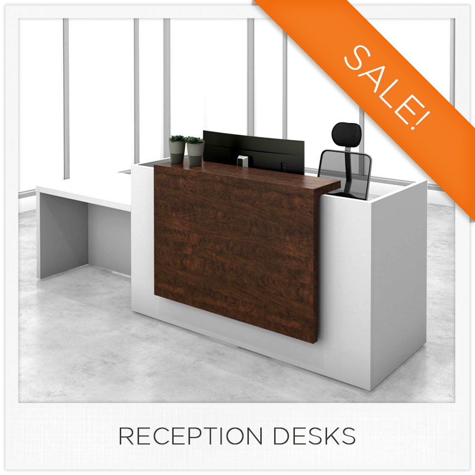 Discount Office Furniture Reception Desks