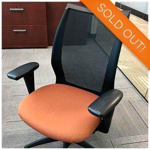 Haworth Used Improv S.E. Task Chair