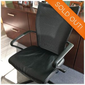 Haworth Used X99 Conference Chair