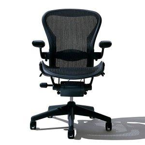 Herman Miller Used Aeron Chair