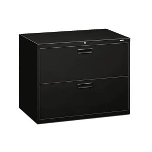 "HON Used 500 Series Lateral File Cabinet 30""W 2-Drawer"