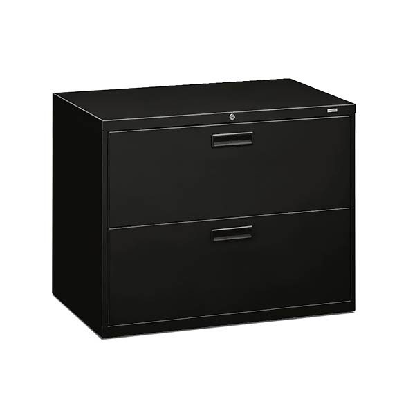 """HON Used 500 Series Lateral File Cabinet 30""""W 2-Drawer"""