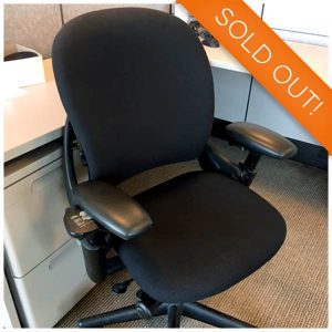 Steelcase Used Leap Task Chair