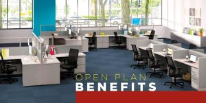 The Benefits of Open Plan Cubicles for Los Angeles Businesses