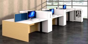 Using Open Plan Workstations in Orange County