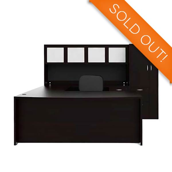 Friant Clearance Sale Gitana Executive Desk Set B