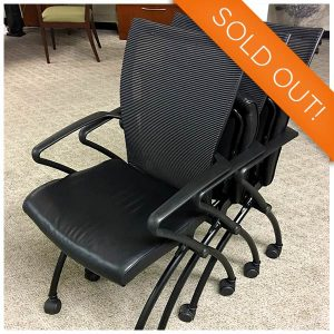 Haworth Used X99 Seminar Nesting Chair
