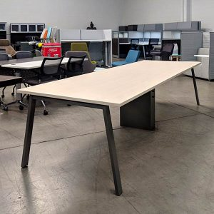 ODS Used X-Bench Conference Table 42x120