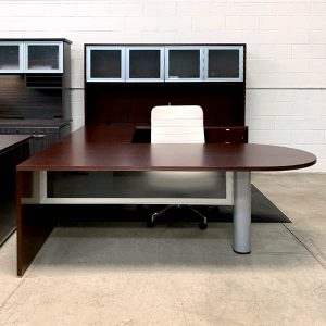 Office Star Used Kenwood Executive Desk Set