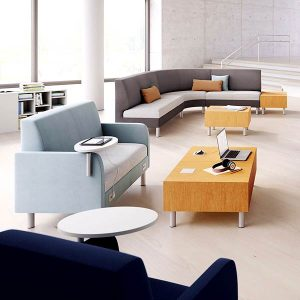 OFS Coact Lounge Seating