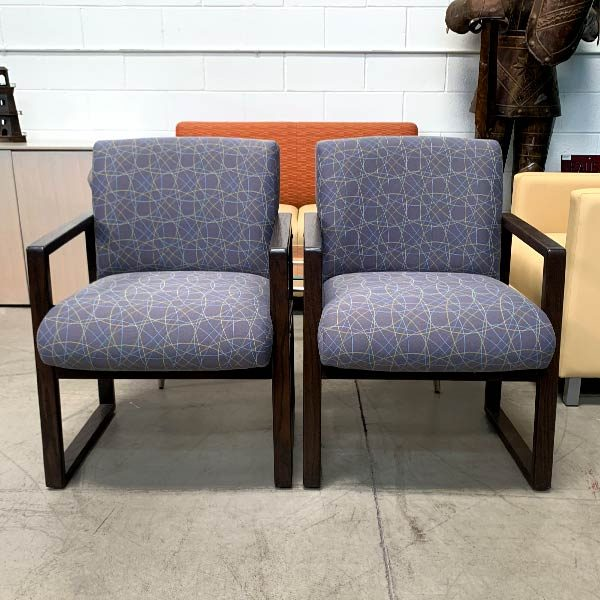 Faustinos Used 1600 Series Guest Chair